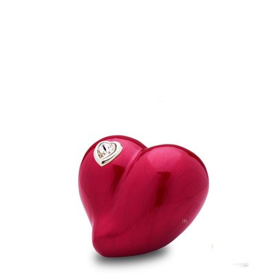 Love Heart Keepsake Urn