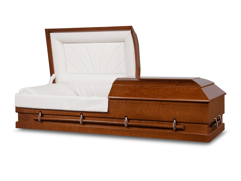 Meadow Solid Wood Caskets